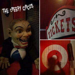 Escape room circus