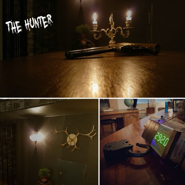 escape room hunter