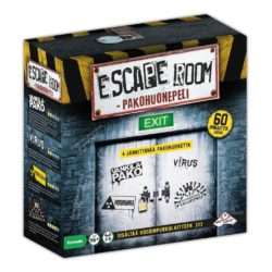 Escape Room pakohuonepeli